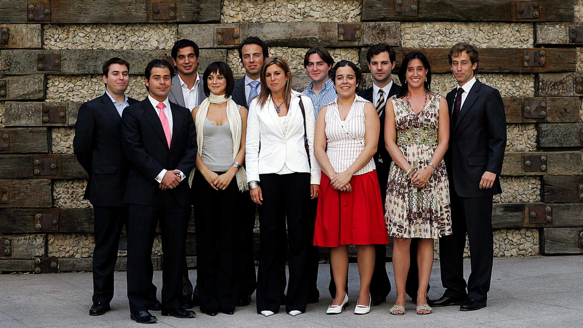 Becarios 2006