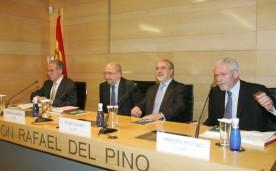 """Presentación del libro """"La nueva legislación española ante la evolución del Derecho de la Competencia"""