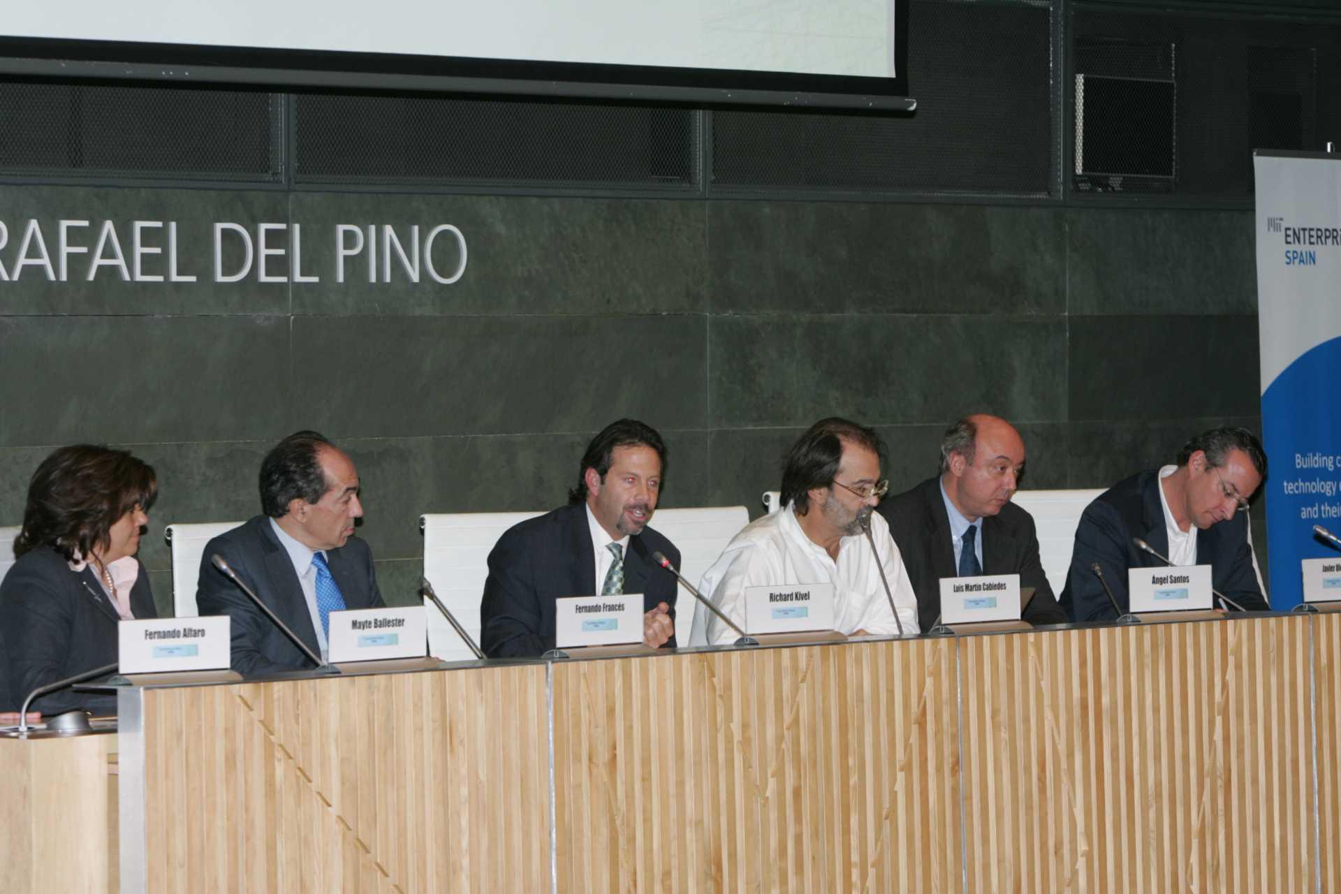 Presentación del capítulo español del MIT Enterprise Forum