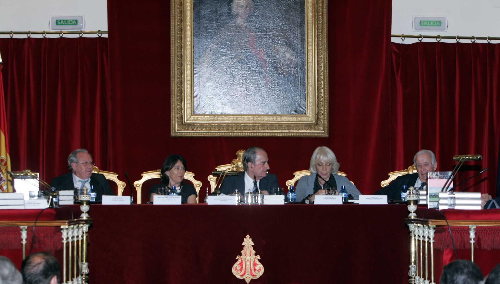 """Presentación en Madrid del libro """"Cortes y Constitución de Cádiz. 200 Años"""""""