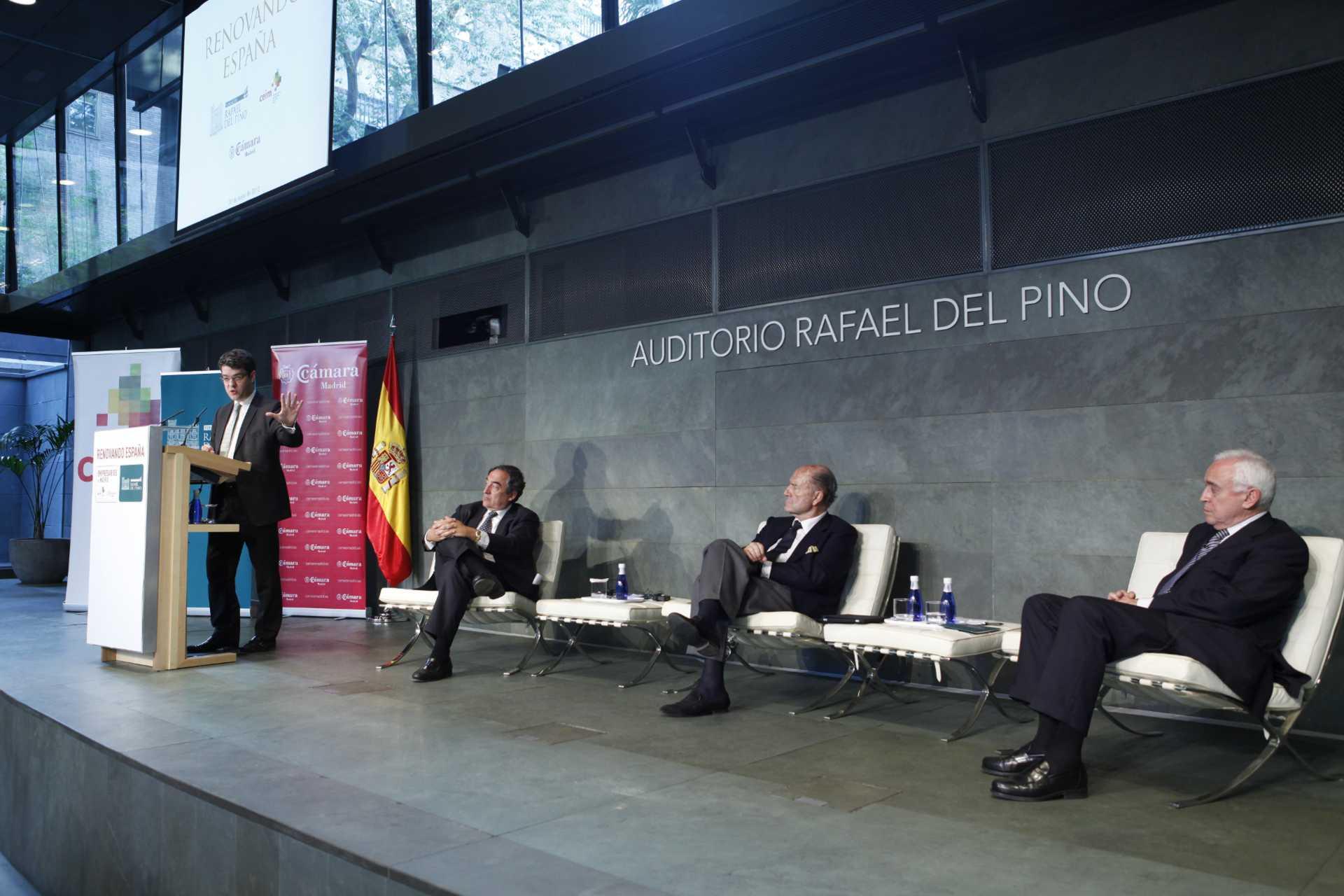 Renovando España