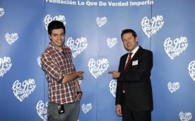 La Fundación Rafael del Pino y la Fundación Lo Que de Verdad Importa organizan el curso Programa de Emprendedores dirigido por Pau García-Milá y Lluís Soldevila, el 13 de Mayo de 2013 en Madrid en el auditorio Rafael del Pino.