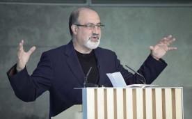"""La Fundación Rafael del Pino organiza la Conferencia Magistral de Nassim Nicholas Taleb titulada """"Antifrágil, las cosas que se benefician del desorden"""", con motivo de la presentación de su última obra con igual título."""