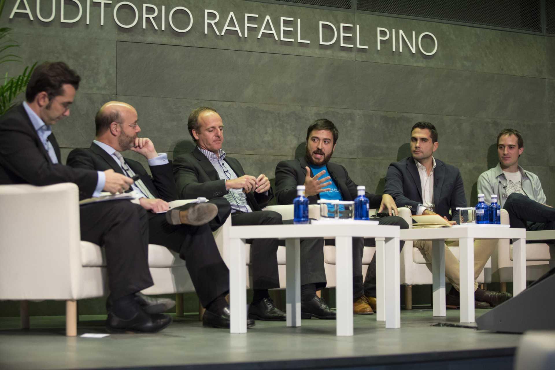 La Fundación Rafael del Pino, en colaboración con Esade Business School y la Fundación Chile España, organiza,  la novena edición de Start Up Spain,  En esta ocasión Start Up Spain reunirá a emprendedores españoles y chilenos que analizaran los ecosistemas emprendedores en ambos países. En Madrid el 23 de octubre de 2014.