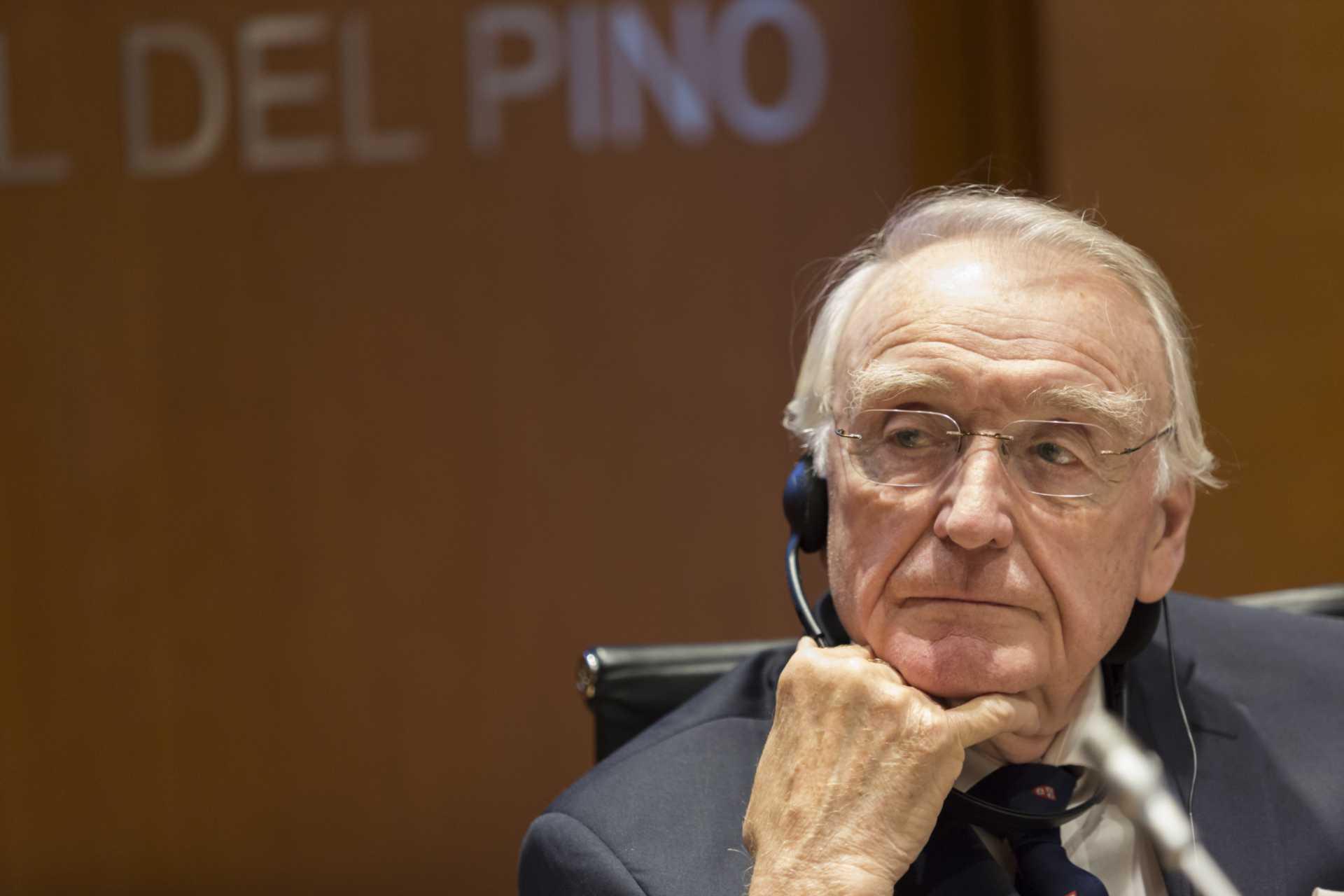"""La Fundación Rafael del Pino organiza la Conferencia Magistral de Karl Kaiser """"Un nuevo desorden mundial: implicaciones para Europa y los Estados Unidos"""". En Madrid el 18 de junio de 2015. DS"""