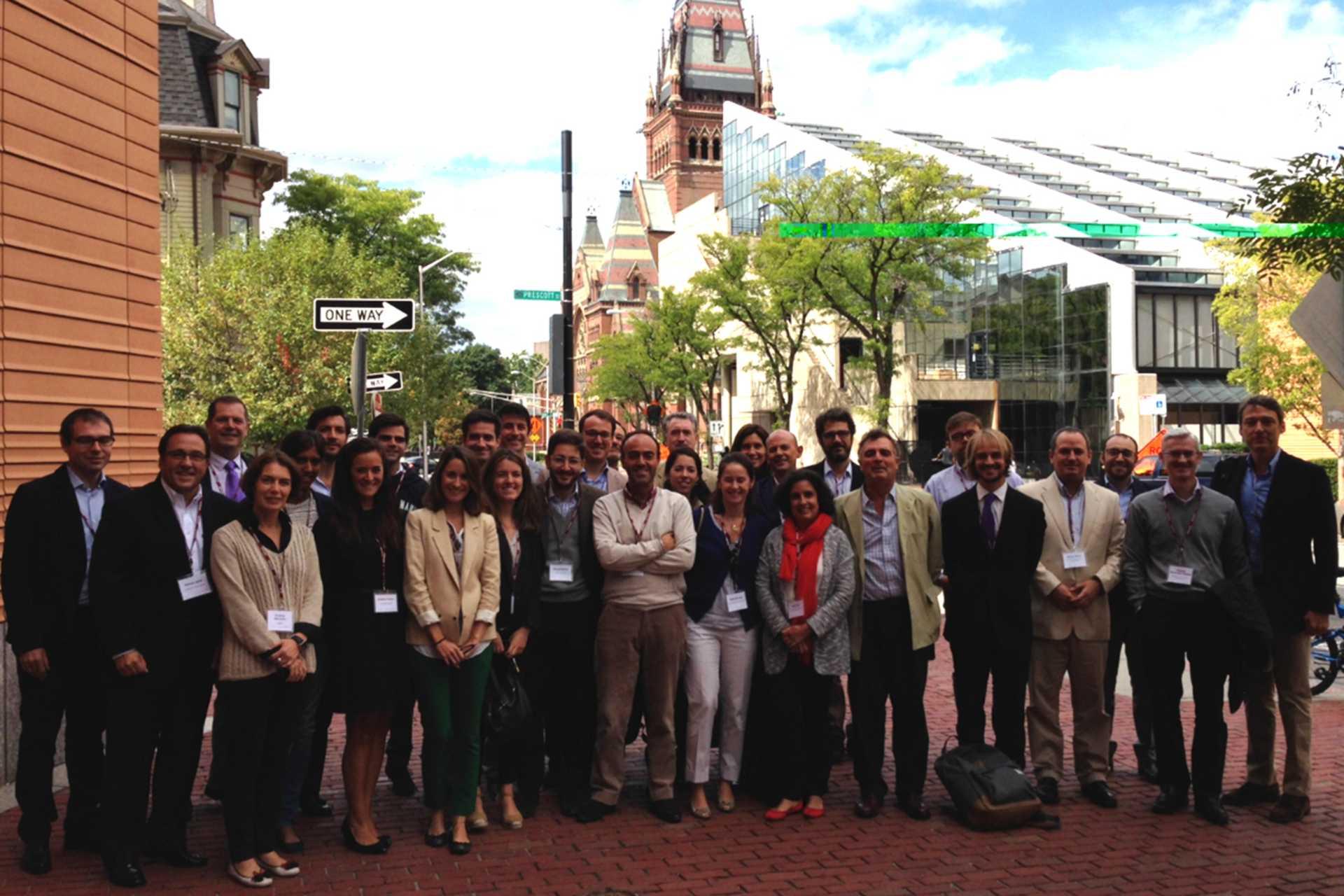 Workshop in Global Leadership