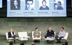 La Fundación Rafael del Pino organiza el encuentro Jóvenes con futuro con el objetivo de promover el emprendimiento y desarrollar el talento de nuestros jóvenes. En Madrid el  14 de diciembre, a las 19 horas. DS
