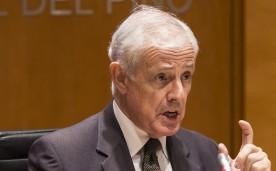 """La Fundación Rafael del Pino acoge la Conferencia Magistral  """"Gobernanza global y sector privado"""" que impartirá  Sean Cleary, en Madrid el 4 de abril de 2016."""