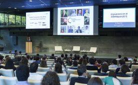 """La Fundación Rafael del Pino organiza el encuentro """"Global Entrepreneurship Week: emprender en un mundo global -mitos y realidades"""",  con motivo de la celebración de la Global Entrepreneurship Week. En Madrid el  19 de noviembre de 2015. DS"""