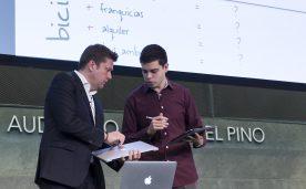 La Fundación Rafael del Pino y la Fundación Lo Que De Verdad Importa organiza el V Curso para Emprendedores, que imparten  Pau Garcia-Milà y Lluís Soldevila, En Madrid el 4 de marzo de 2016. DS