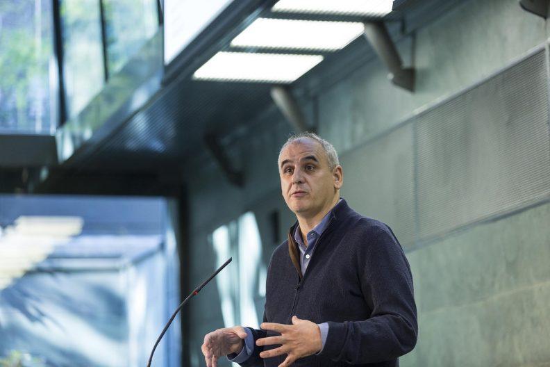 """La Fundación Rafael del Pino  celebra Global Entrepreneurship Week """"Emprendedores que cambian el mundo"""". En Madrid el 14 de noviembre de 2016. DS"""