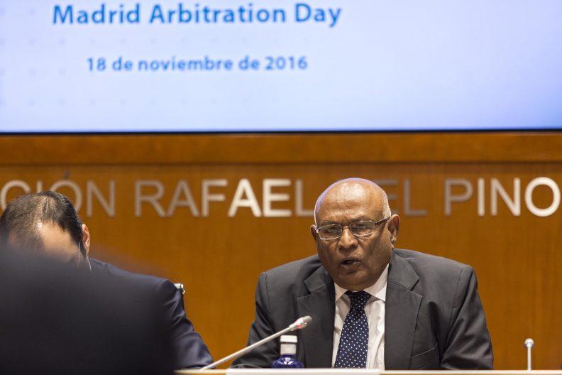 La Fundación Rafael del Pino acoge la jornada, Madrid Arbitration Day, el 18 de noviembre de 2016.