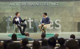 """La Fundación Rafael del Pino acoge los premios """"Innovation Under 35"""", en Madrid el 27 de octubre de 2016. DS"""